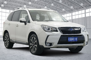 2017 Subaru Forester S4 MY17 XT CVT AWD Premium White 8 Speed Constant Variable Wagon.