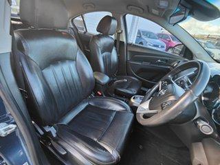 2012 Holden Cruze JH Series II MY12 SRi-V Black 6 Speed Sports Automatic Sedan