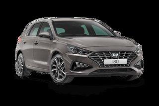 2021 Hyundai i30 PD.V4 Active Fluid Metal 6 Speed Automatic Hatchback