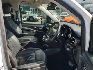 2015 Mercedes-Benz V-Class 447 V250 d 7G-Tronic + Avantgarde White 7 Speed Sports Automatic Wagon