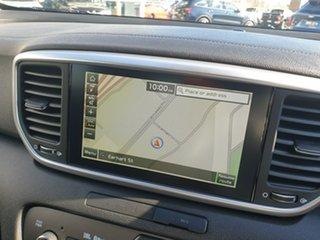 2020 Kia Sportage QL MY20 SX AWD Silver 8 Speed Sports Automatic Wagon