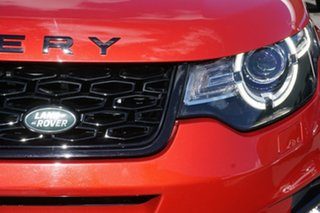 2016 Land Rover Discovery Sport L550 17MY HSE Firenze Red 9 Speed Sports Automatic Wagon