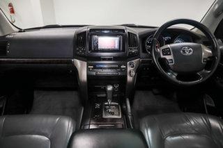2009 Toyota Landcruiser VDJ200R MY10 VX Grey 6 Speed Sports Automatic Wagon