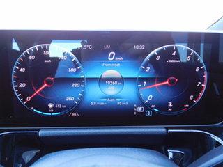 2019 Mercedes-Benz B-Class W247 B180 DCT Blue 7 Speed Sports Automatic Dual Clutch Hatchback.