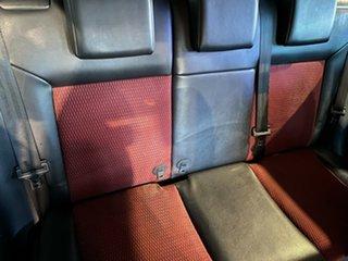 2008 Ford Fiesta WQ XR4 Black 5 Speed Manual Hatchback