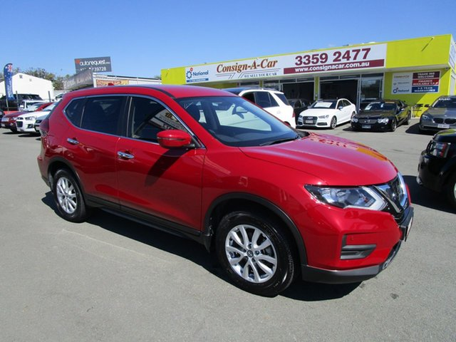 Used Nissan X-Trail T32 Series II ST X-tronic 2WD Kedron, 2018 Nissan X-Trail T32 Series II ST X-tronic 2WD Red 7 Speed Constant Variable Wagon