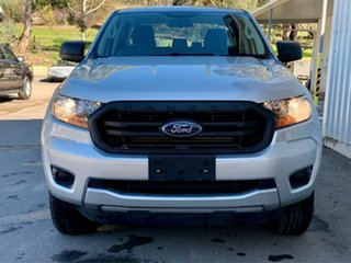 2018 Ford Ranger PX MkIII 2019.00MY XL Silver 6 Speed Manual Utility.