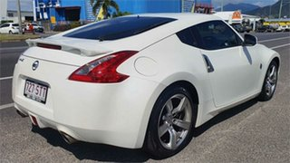 2009 Nissan 370Z Z34 White 7 Speed Sports Automatic Coupe