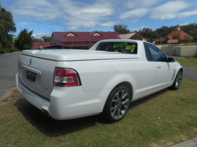 Used Holden Ute VF Southport, 2013 Holden Ute VF 6 Speed Automatic Utility