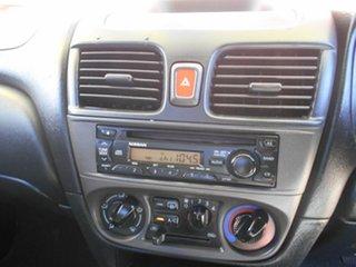 2004 Nissan Pulsar N16 MY2004 ST White 4 Speed Automatic Sedan