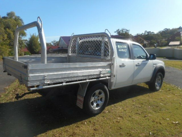 Used Ford Ranger PJ 07 Upgrade XL (4x4) Southport, 2008 Ford Ranger PJ 07 Upgrade XL (4x4) 5 Speed Automatic Dual Cab Pick-up