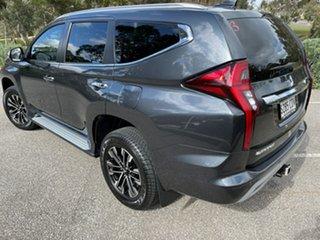 2020 Mitsubishi Pajero Sport QF MY20 Exceed Grey 8 Speed Sports Automatic Wagon