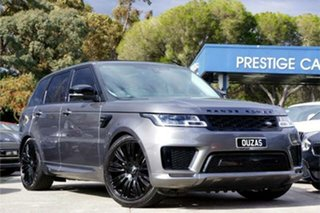 2018 Land Rover Range Rover Sport L494 18MY SDV6 HSE Dynamic Grey 8 Speed Sports Automatic Wagon