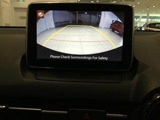 2016 Mazda 2 DJ2HAA Maxx SKYACTIV-Drive Metropolitan Grey 6 Speed Sports Automatic Hatchback