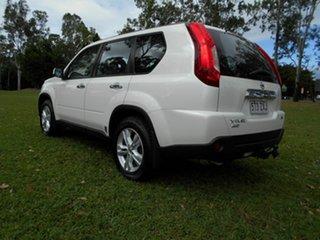 2012 Nissan X-Trail T31 Series 5 ST (4x4) White 6 Speed Manual Wagon.