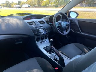 2010 Mazda 3 BL10F1 Maxx Grey 6 Speed Manual Sedan