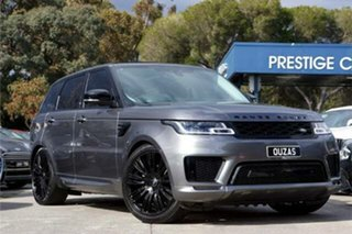 2018 Land Rover Range Rover Sport L494 18MY SDV6 HSE Dynamic Grey 8 Speed Sports Automatic Wagon.