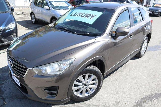 Used Mazda CX-5 KE1072 Maxx SKYACTIV-Drive Moorooka, 2015 Mazda CX-5 KE1072 Maxx SKYACTIV-Drive Bronze 6 Speed Sports Automatic Wagon