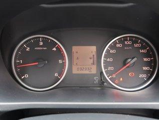 2018 Mitsubishi Triton MQ MY18 GLX+ Double Cab Black 6 Speed Manual Utility