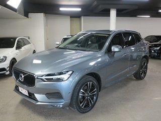 2019 Volvo XC60 UZ MY20 D4 AWD Momentum Grey 8 Speed Sports Automatic Wagon.
