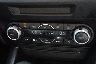 2016 Mazda 3 BM5438 SP25 SKYACTIV-Drive Blue 6 Speed Sports Automatic Hatchback