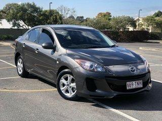 2013 Mazda 3 BL10F2 MY13 Neo Grey 6 Speed Manual Sedan.