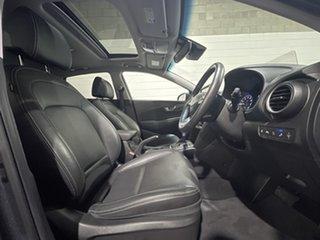 2019 Hyundai Kona OS.3 MY20 Highlander D-CT AWD Dark Knight 7 Speed Sports Automatic Dual Clutch.