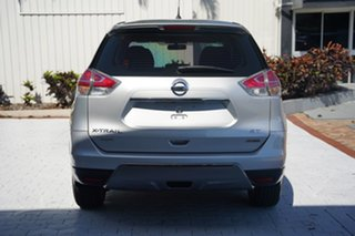 2016 Nissan X-Trail T32 ST X-tronic 2WD N-SPORT Black Silver 7 Speed Constant Variable Wagon