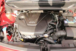 2011 Kia Rio UB SI Red 6 Speed Automatic Hatchback