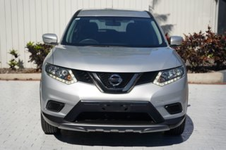 2016 Nissan X-Trail T32 ST X-tronic 2WD N-SPORT Black Silver 7 Speed Constant Variable Wagon.