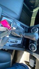 2010 Mercedes-Benz C-Class W204 MY10 C200 CGI Avantgarde Silver 5 Speed Sports Automatic Sedan