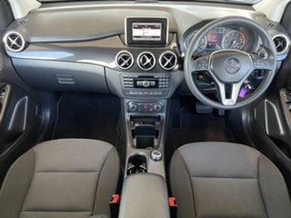 2012 Mercedes-Benz B-Class W246 B180 BlueEFFICIENCY DCT Grey/270213 7 Speed