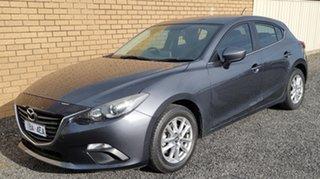 2013 Mazda 3 BM5478 Touring SKYACTIV-Drive Grey 6 Speed Sports Automatic Hatchback.