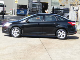 2013 Ford Focus LW MK2 Trend 8 Ball Black 6 Speed Automatic Hatchback