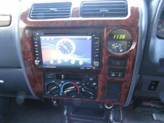 2002 Toyota Landcruiser Prado KZJ95R TX FullTime 4WD DR Silver 4 Speed Automatic Wagon