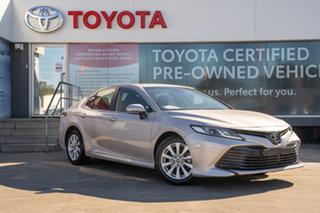 2018 Toyota Camry ASV70R Ascent Steel Blonde 6 Speed Sports Automatic Sedan.