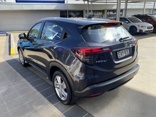 2018 Honda HR-V MY18 VTi-S Black Continuous Variable Wagon.
