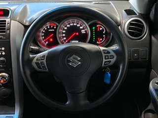 2007 Suzuki Grand Vitara JB Type 2 Trekker Grey 5 Speed Automatic Wagon
