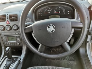 2004 Holden Commodore VZ Executive Silver 4 Speed Automatic Sedan