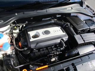2012 Skoda Yeti 5L 112 TSI (4x4) White 6 Speed Direct Shift Wagon