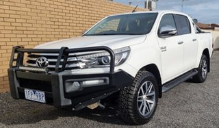 2015 Toyota Hilux GUN126R SR5 Double Cab 6 Speed Sports Automatic Utility