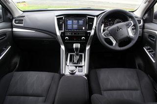 2021 Mitsubishi Pajero Sport QF MY21 GLS Silver 8 Speed Sports Automatic Wagon.