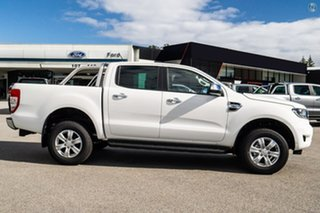 2021 Ford Ranger PX MkIII 2021.75MY XLT White 6 Speed Sports Automatic Double Cab Pick Up
