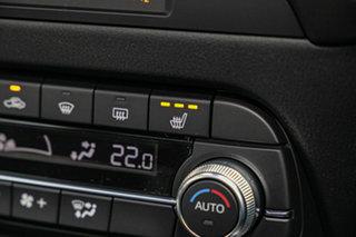 2021 Mazda CX-5 KF4WLA GT SKYACTIV-Drive i-ACTIV AWD SP Jet Black 6 Speed Sports Automatic Wagon