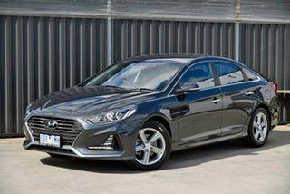 2018 Hyundai Sonata LF4 MY18 Active Grey 6 Speed Sports Automatic Sedan.
