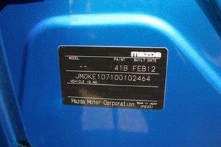 2012 Mazda CX-5 KE1071 Maxx SKYACTIV-Drive Sport Blue 6 Speed Manual Wagon
