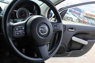 2014 Mazda 2 DE10Y2 MY14 Neo Sport White 5 Speed Manual Hatchback