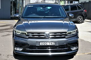 2017 Volkswagen Tiguan 5N MY17 162TSI DSG 4MOTION Highline Grey 7 Speed Sports Automatic Dual Clutch.