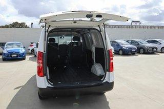 2016 Hyundai iLOAD TQ3-V Series II MY16 White 6 Speed Manual Van.