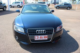 2011 Audi A5 8T MY11 Multitronic Blue 8 Speed CVT Multitronic Cabriolet.